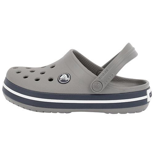 Crocs Crocband Clog K - Σαγιονάρες - ΓΚΡΙ
