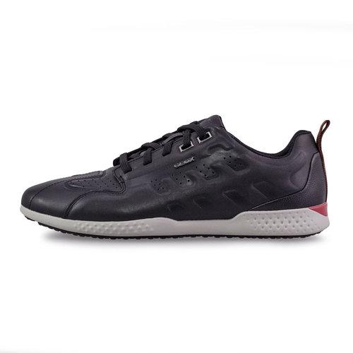 Geox U Snake.2 B - Sneakers - ΜΑΥΡΟ