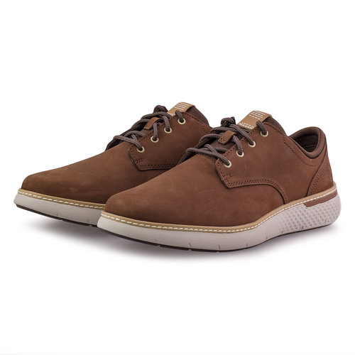 Timberland Cross Mark PT Oxford - Brogues & Loafers - ΚΑΦΕ