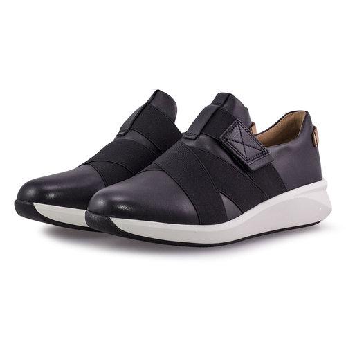 Clarks Un Rio Strap - Sneakers - ΜΑΥΡΟ