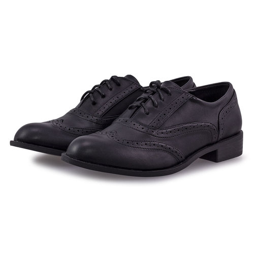 Migato - Brogues & Loafers - ΜΑΥΡΟ