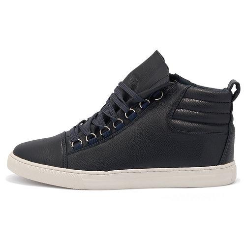 Levon - Sneakers - ΜΠΛΕ ΣΚΟΥΡΟ