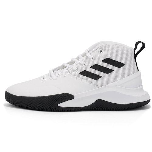 adidas adidas Ownthegame - Αθλητικά - ΛΕΥΚΟ/ΜΑΥΡΟ