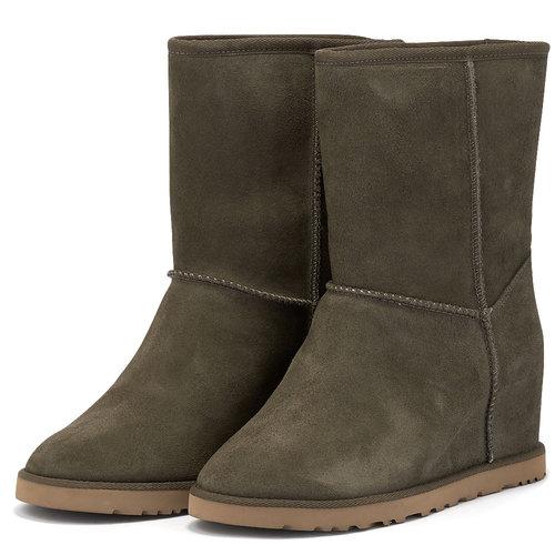 Ugg Classic Femme Short - Μπότες - ΛΑΔΙ