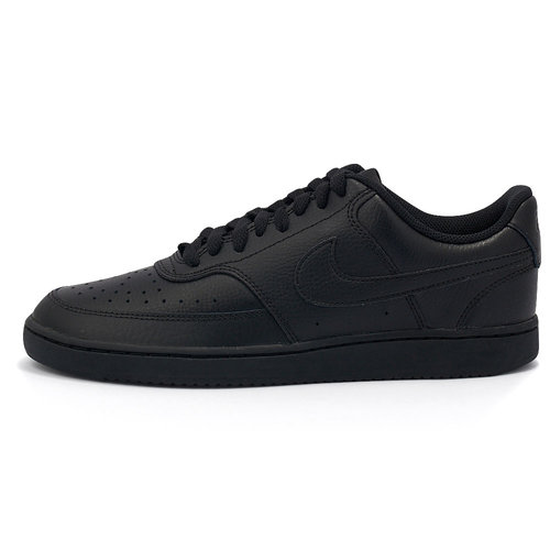 Nike Court Vision Lo - Sneakers - ΜΑΥΡΟ