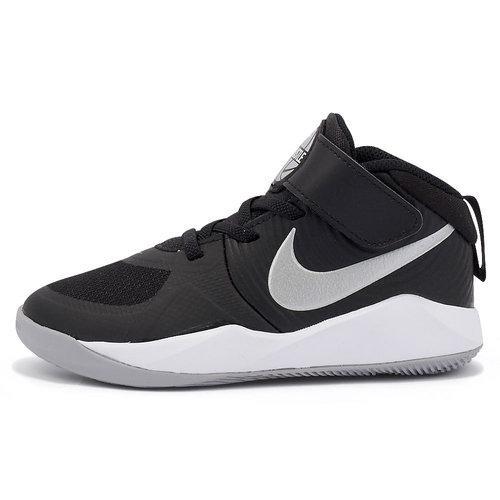 Nike Team Hustle D 9 (Ps) - Αθλητικά - ΜΑΥΡΟ