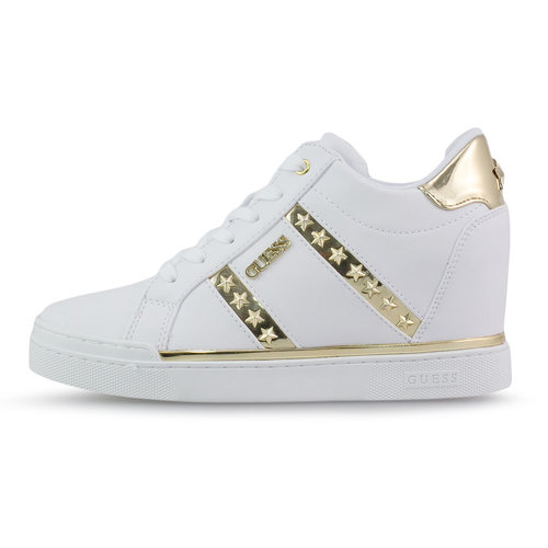 Guess Fayne Stivaletto - Sneakers - ΛΕΥΚΟ