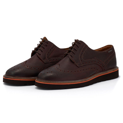 Pepe Jeans - Brogues & Loafers - ΚΑΦΕ ΣΚΟΥΡΟ