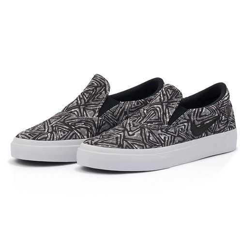 Nike Sb Charge Slip Prm - Sneakers - ΓΚΡΙ