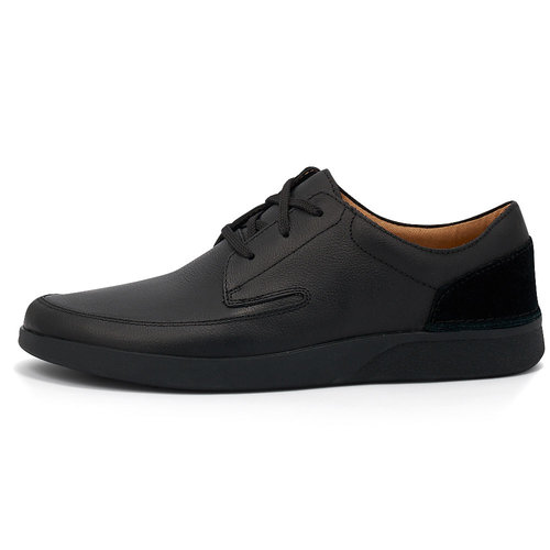 Clarks Oakland Craft - Brogues & Loafers - ΜΑΥΡΟ