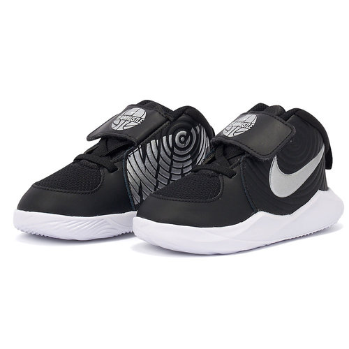 Nike Team Hustle D 9 (Td) - Αθλητικά - ΜΑΥΡΟ