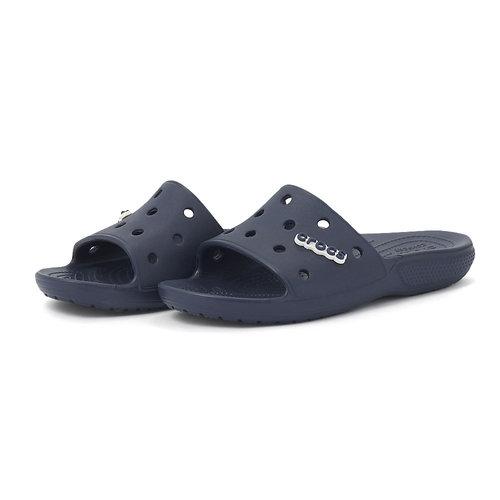 Crocs Classic Crocs Slide - Σαγιονάρες - ΜΠΛΕ ΣΚΟΥΡΟ