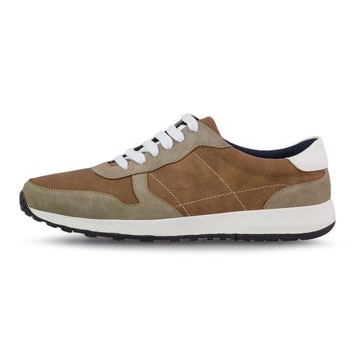 Levon - Sneakers - ΧΑΚΙ/ΚΑΦΕ