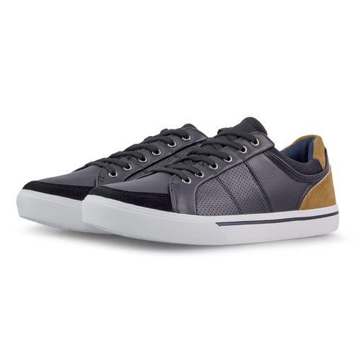 Levon - Sneakers - ΜΑΥΡΟ