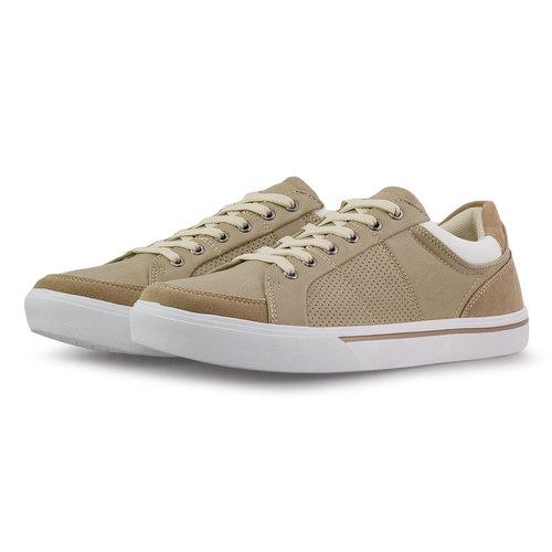 Levon - Sneakers - ΜΠΕΖ/ΛΕΥΚΟ
