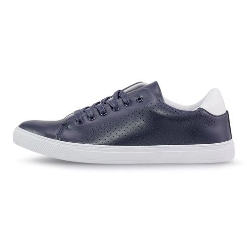 Levon - Sneakers - ΜΠΛΕ ΣΚΟΥΡΟ/ΛΕΥΚΟ