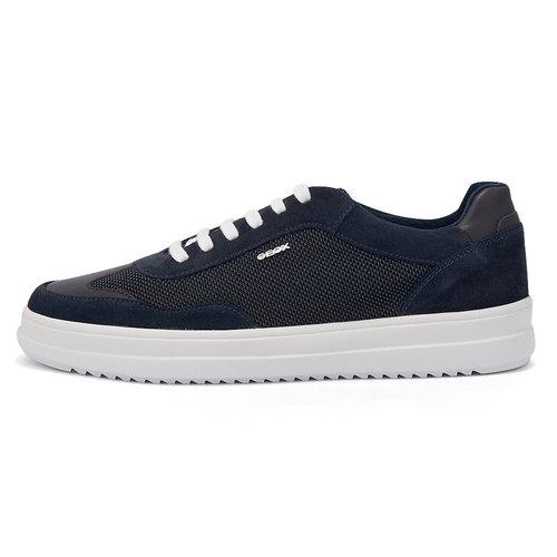 Geox U Tayrvin A - Sneakers - ΜΠΛΕ ΣΚΟΥΡΟ