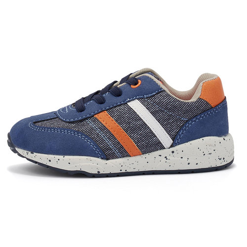 Sprox - Sneakers - ΜΠΛΕ ΣΚΟΥΡΟ