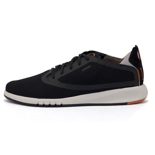 Geox U Aerantis D - Sneakers - ΜΑΥΡΟ