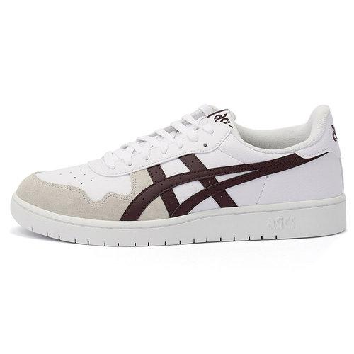 Asics Japan S - Sneakers - ΛΕΥΚΟ/ΜΠΟΡΝΤΟ