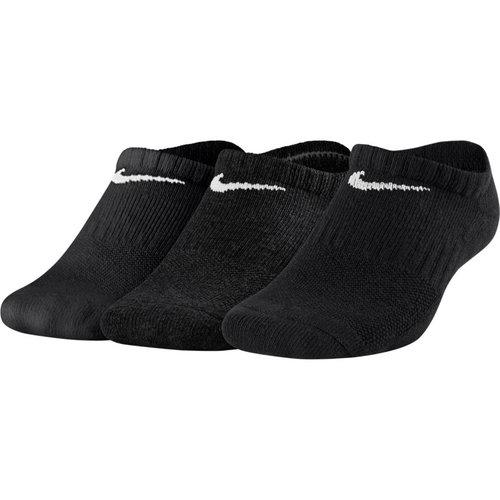 Nike Y Nk Everyday Cush Ns 3Pr - Κάλτσες - ΜΑΥΡΟ