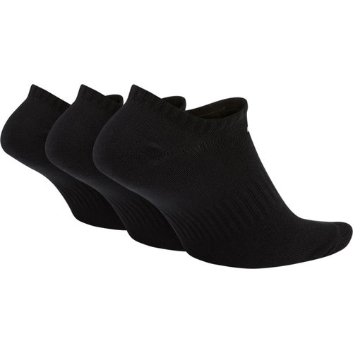 Nike U Nk Everyday Ltwt Ns 3Pr - Κάλτσες - ΜΑΥΡΟ