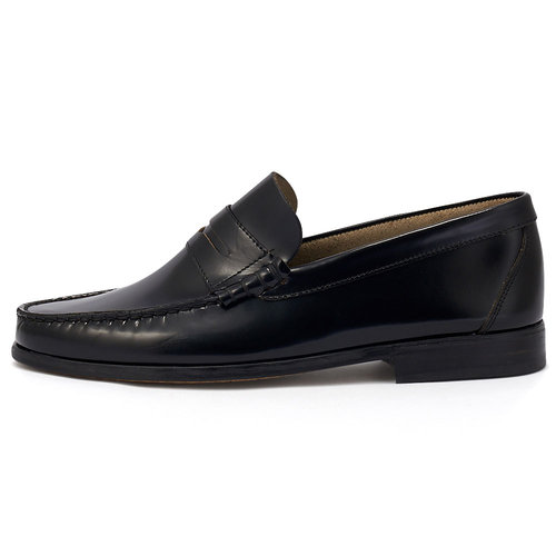 America - Brogues & Loafers - ΜΑΥΡΟ
