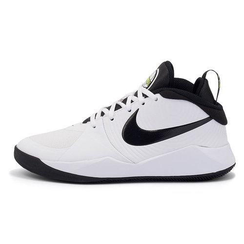 Nike Team Hustle D 9 (Gs) - Αθλητικά - ΛΕΥΚΟ/ΜΑΥΡΟ