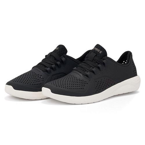 Crocs LiteRidePacerW - Sneakers - ΜΑΥΡΟ