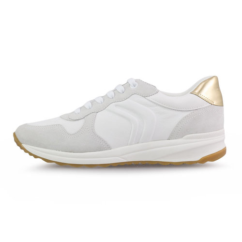 Geox D Airell C - Sneakers - ΛΕΥΚΟ