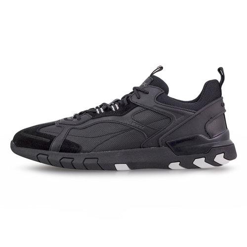 Geox U Grecale B - Sneakers - ΜΑΥΡΟ