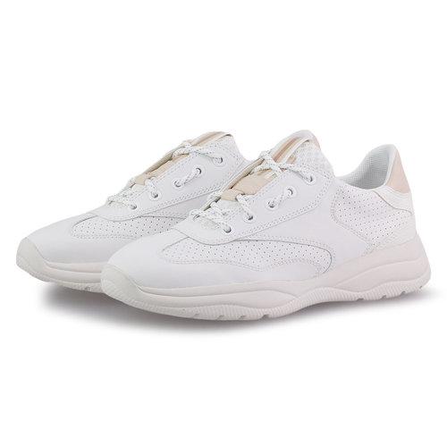 Geox D Smeraldo A - Sneakers - ΛΕΥΚΟ