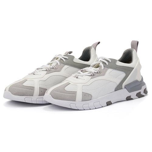Geox U Grecale B - Sneakers - ΛΕΥΚΟ