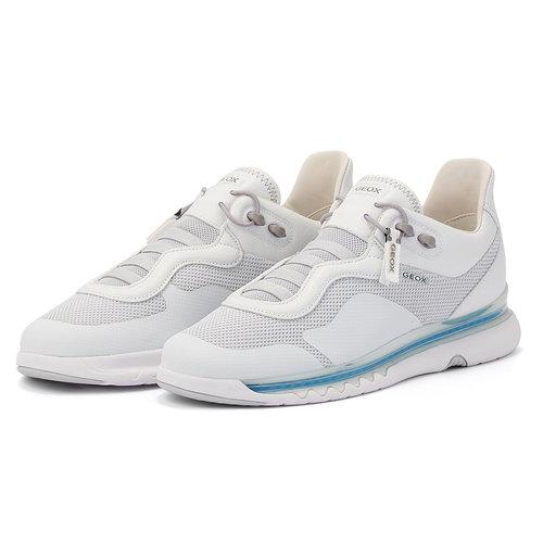 Geox U Levita A - Sneakers - ΛΕΥΚΟ