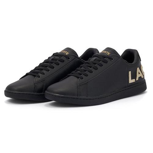 Lacoste Carnaby Evo 120 - Sneakers - ΜΑΥΡΟ