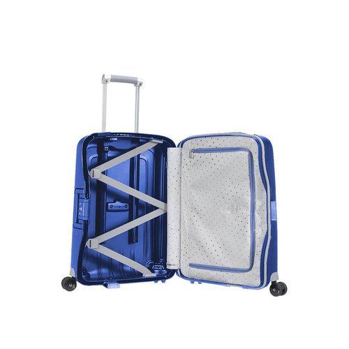 Samsonite S'Cure-Spinner - Βαλίτσες - ΜΠΛΕ ΣΚΟΥΡΟ