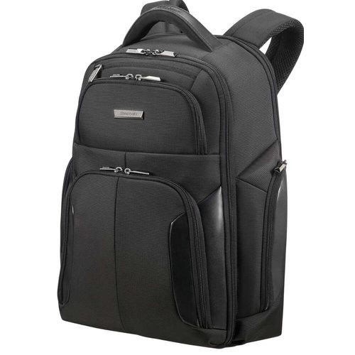 Samsonite Xbr Laptop Backpack 3V - Τσάντες - ΜΑΥΡΟ