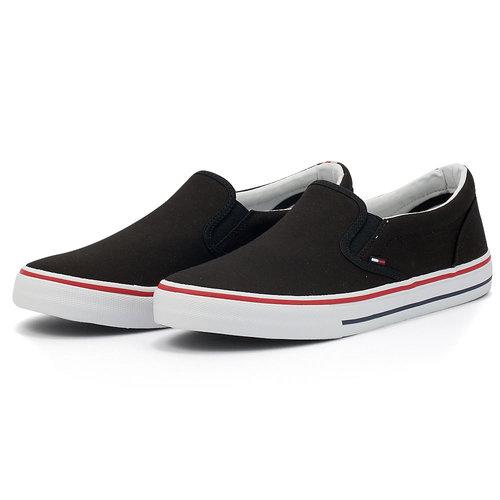 Tommy Hilfiger - Sneakers - ΜΑΥΡΟ