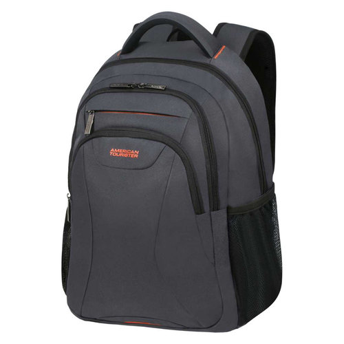 American Tourister  At Work Laptop Backpack - Τσάντες - ΓΚΡΙ/ΠΟΡΤΟΚΑΛΙ