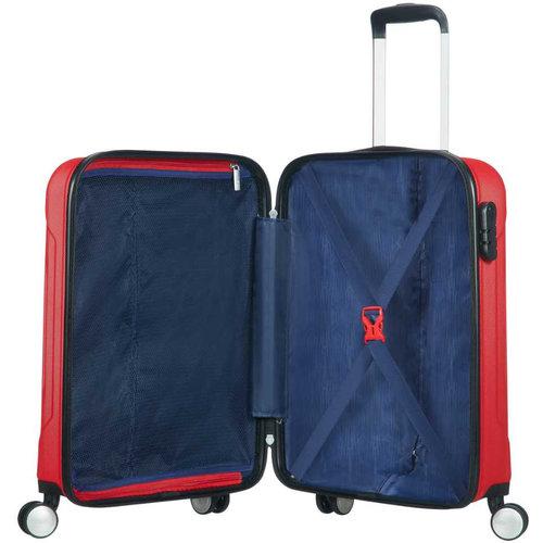 American Tourister  Tracklite Spinner - Βαλίτσες - ΚΟΚΚΙΝΟ