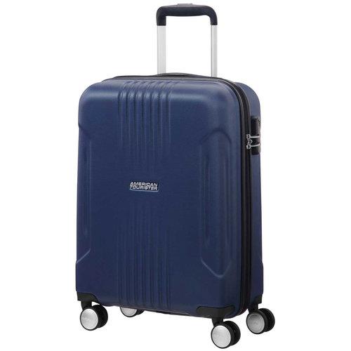 American Tourister  Tracklite Spinner - Βαλίτσες - ΜΠΛΕ ΣΚΟΥΡΟ