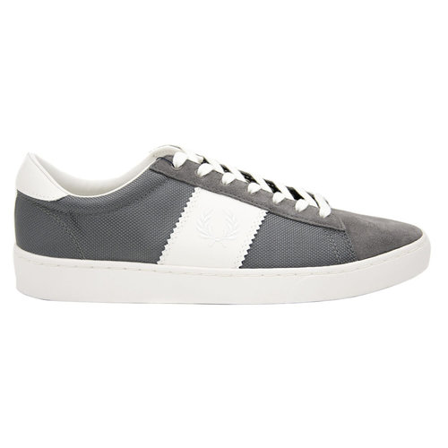 Fred Perry - Sneakers - ΓΚΡΙ