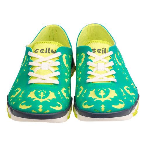 Ccilu - Sneakers - ΤΥΡΚΟΥΑΖ