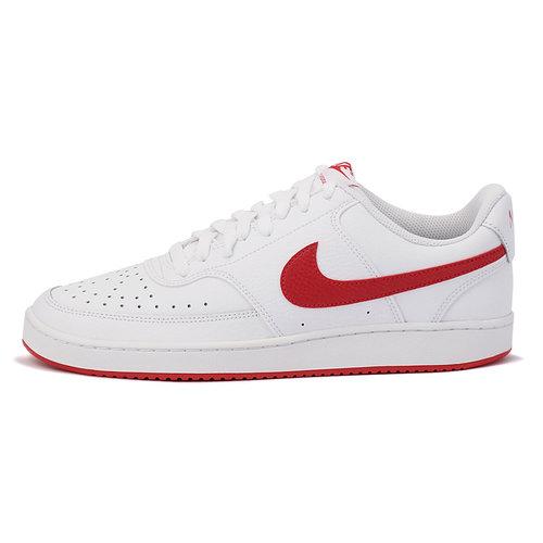 Nike Court Vision Lo - Αθλητικά - ΛΕΥΚΟ/ΚΟΚΚΙΝΟ