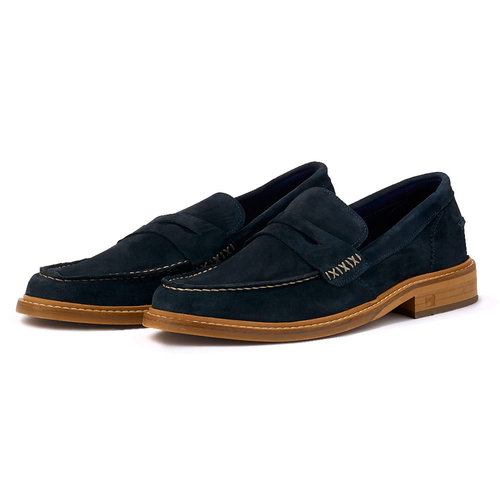 Scotch & Soda Spinel - Brogues & Loafers - MARINE