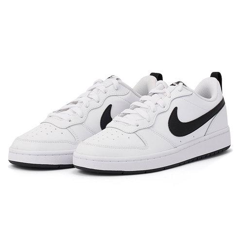Nike Court Borough Low 2 (Gs) - Sneakers - ΛΕΥΚΟ/ΜΑΥΡΟ