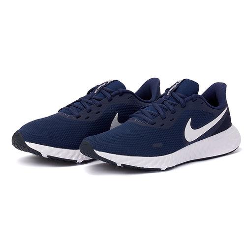 Nike Revolution 5 - Αθλητικά - ΜΠΛΕ ΣΚΟΥΡΟ