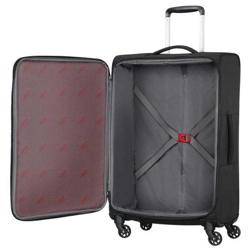American Tourister  Litewing-Spinner - Βαλίτσες - ΜΑΥΡΟ