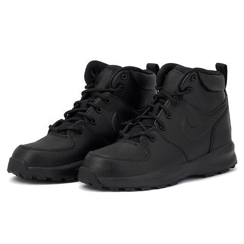 Nike Manoa Ltr (Ps) - Μποτάκια - ΜΑΥΡΟ