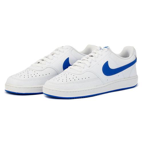 Nike Court Vision Lo - Αθλητικά - ΛΕΥΚΟ/ΜΠΛΕ